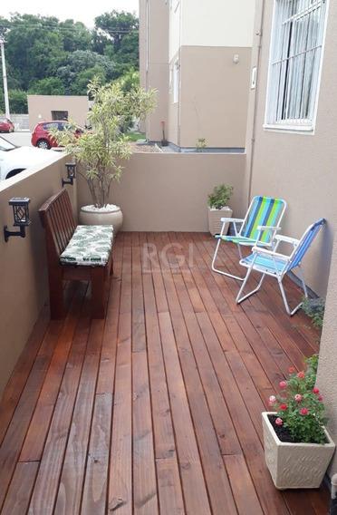 Apartamento Em Lomba Da Palmeira Com 2 Dormitórios - Lu431211