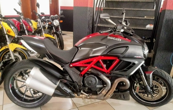 Ducati Diavel Carbon 1200 Abs 2014