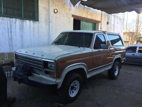 Ford Bronco Pick Up