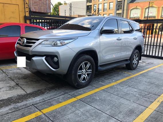 Toyota Fortuner 2018 Sw4 Street