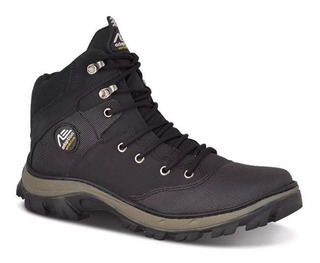 Bota Coturno Adventure Thunder Adaption Preto