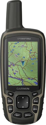Imagen 1 de 2 de Gps Garmin Navegador Satelital Map 64sx