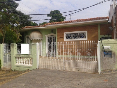 Casa Residencial Em Campinas - Sp, Nova Campinas - Ca00124