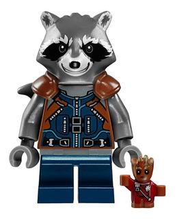 Lego Super-heróis Nebulosa 76020 Guardiões da Galáxia Minifigura