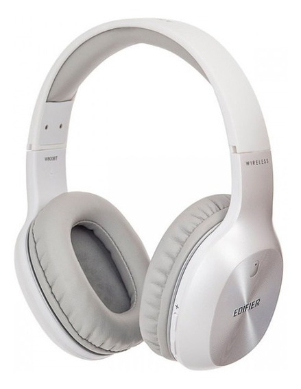 Headphone Hi-fi W800bt Bluetooth Edifier Branco Oferta!