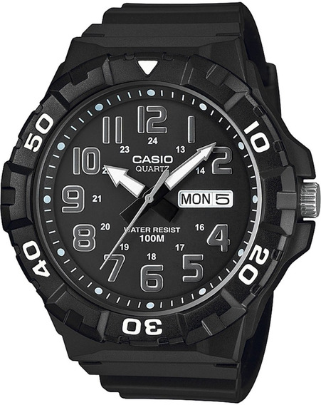Relógio Casio Masculino Mundial Mrw-210h-1avdf-br
