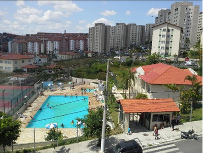Apartamento Parque Dos Sonhos 2 Dorms Quitado Lindo.