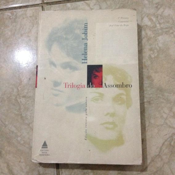 Livro Trilogia Do Assombro - Helena Jobim 1998 C2