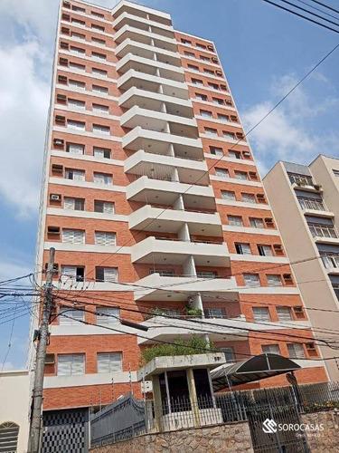 Apartamento À Venda, 110 M² Por R$ 420.000,00 - Centro - Sorocaba/sp - Ap1227