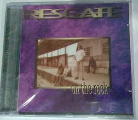 Resgate - On The Rock (classico) Lacrado - Raro Cd