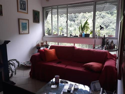 Imagem 1 de 20 de Cobertura À Venda, 2 Quartos, 1 Vaga, Laranjeiras - Rio De Janeiro/rj - 730