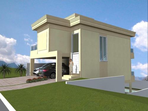 Casa Com 3 Dormitórios À Venda, 235 M² Por R$ 1.200.000,00 - Aldeia Da Serra - Santana De Parnaíba/sp - Ca0423