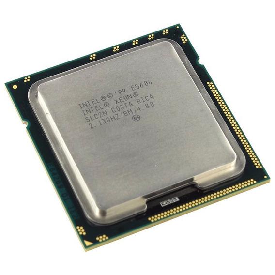 Intel Xeon E5606 2.13ghz Quad-core Processador Cpu