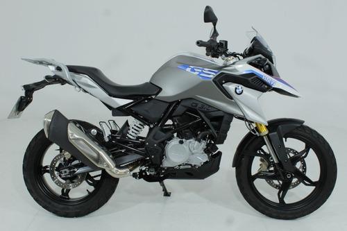 Bmw G 310 Gs 2020 Branca - Baixo Km