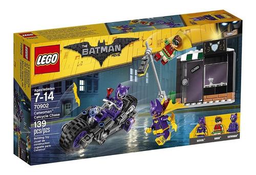 Batibicicleta De Gatúbela De La Película Lego Batman, 70902