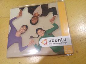 Ubuntu Cd Instalação Do Sistema Linux