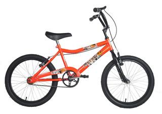 Bicicleta Rodado 16 Varon Bmx Cross Niño Liberty R16