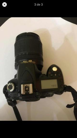 Nilton D90 Com Lente 18-105mm