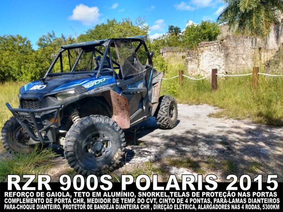 Vendo Utv Polaris Rzr 900s 2015 Revisado.