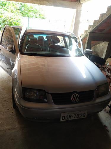 Volkswagen Bora 2001 2.0 Comfortline Aut. 4p