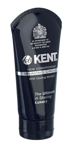 Kent Brushes Crema De Afeitar 75ml