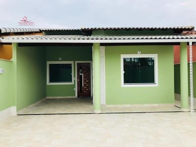 Casa A Venda No Bairro Itaipuaçu Em Maricá - Rj. - 110-1