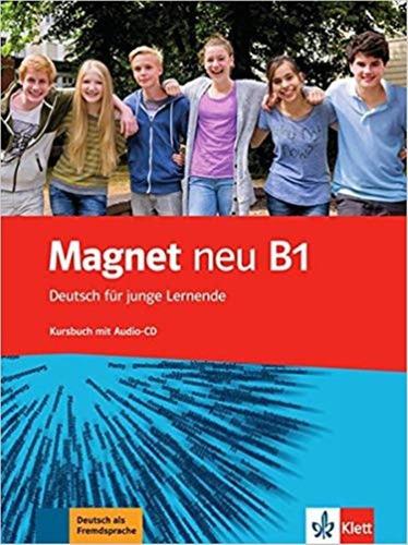 Magnet Neu B1 - Kursbuch Mit Audio-cd