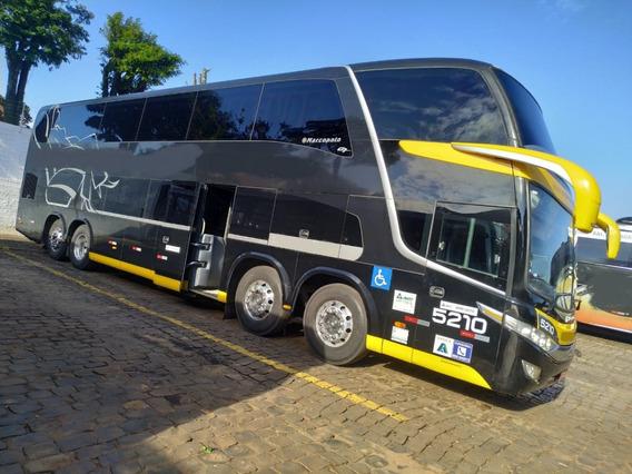 Ônibus Paradiso 1800 Dd G7 Volvo B450r 8x2 Novos Revisados