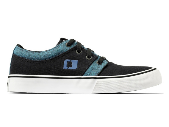 Zapatilla John Foos 172 Maui All Canvas Cian. Dist Oficial.