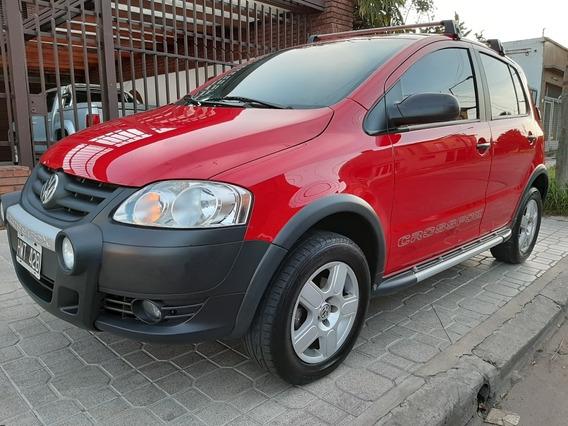 Volkswagen Crossfox 1.6 Trendline 2009
