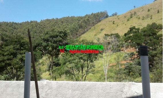 Casa Nova 2 Dormitórios Próximo Ao Centro De Monteiro Lobato - 663