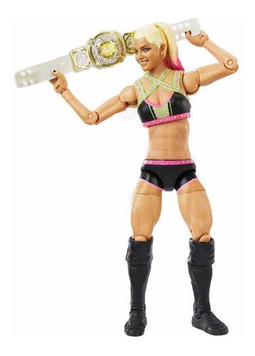 Imagen 1 de 3 de Figura Wwe Divas Mattel Elite Alexa Bliss - La Diosa -