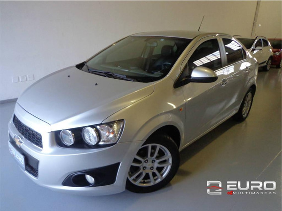 Chevrolet Sonic Ltz Sedan