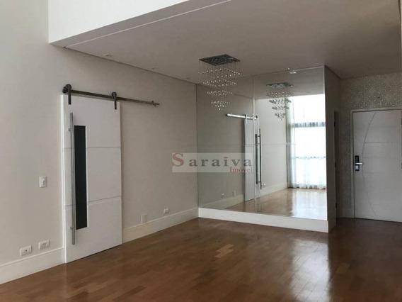 Cobertura Com 3 Dormitórios À Venda, 300 M² Por R$ 2.800.000 - Vila Dayse - São Bernardo Do Campo/sp - Co0027