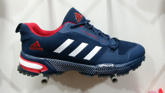 Nuevos Zapatos adidas Fast Maraton 20 Caballeros 40-45 Eur