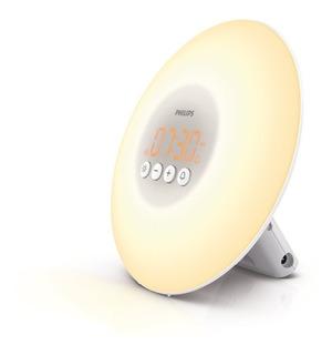 Philips Wake Up Light Reloj Alarma Despertador Entrega Ya!