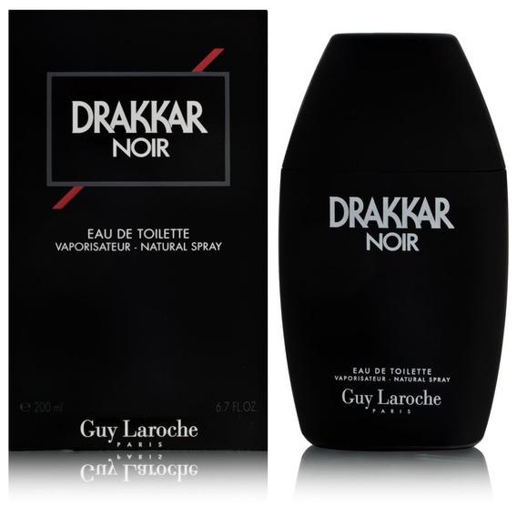 Perfume Drakkar Noir Guy Laroche Masculino 200ml Original