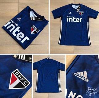 Camisa De Time São Paulo Fc 19/20 Goleiro Masculina