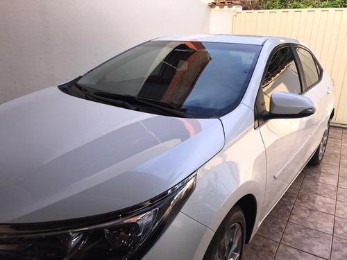 Corolla Xei 2.0 Flex 19/19 Único Dono