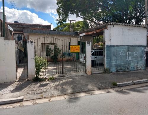 Terreno À Venda No Jardim Santa Mônica- 11057