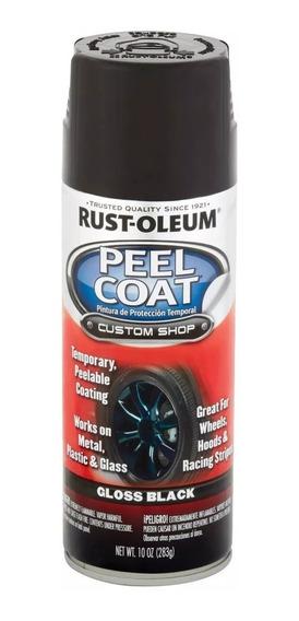 Aerosol Peel Coat Revestimiento Plastico Removible - Rex