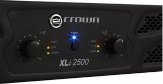 Amplificador Crown Xli 2500