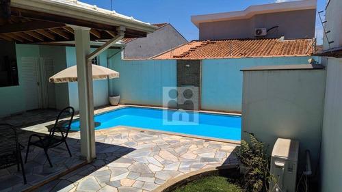 Imagem 1 de 19 de Casa Com 3 Dormitórios À Venda, 242 M² Por R$ 530.000 - Residencial E Comercial Palmares - Ribeirão Preto/sp - Ca0835