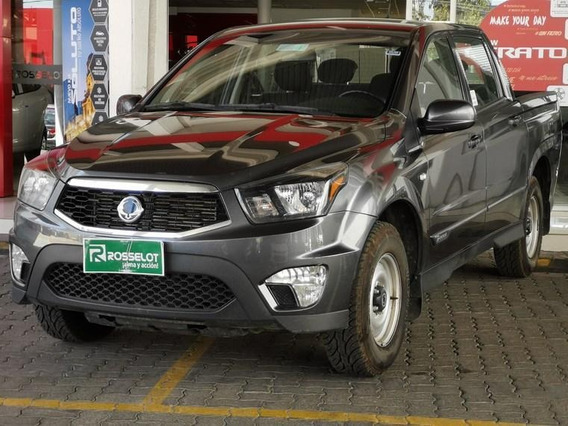 Ssangyong Actyon Sport 4x2 2.0 Mt 2019