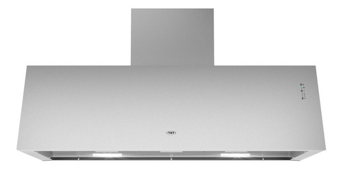 Extractor purificador cocina TST Chalten ac. inox. de pared 900mm x 275mm x 500mm plateado 220V