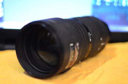 Imagem 1 de 10 de Lente Nikon 80-200mm 2.8 P/ Fx E Dx / Foco Perfeito
