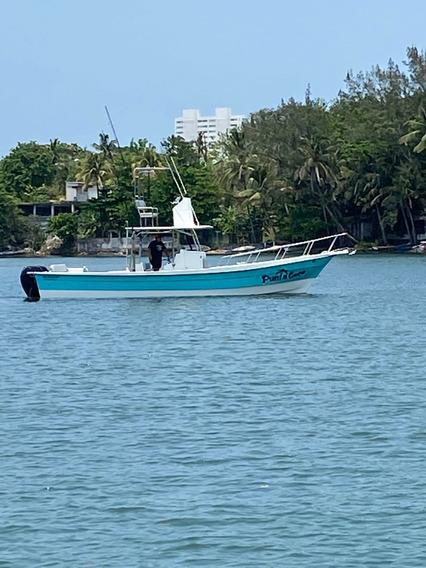 Vendo Lancha 33 Pies Pesca Deportiva Super Panga