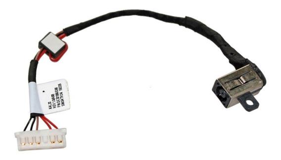 Conector Dc Power Jack C/ Cabo P/ Dell Inspiron 15-5566