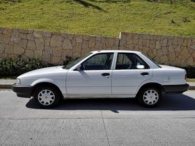 Nissan Tsuru 2014 1 Solo Dueño Fue Auto De Empresa