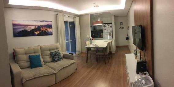 Apartamento Com 2 Dormitórios À Venda, 63 M² Por R$ 380.000,00 - Parque Prado - Campinas/sp - Ap18563